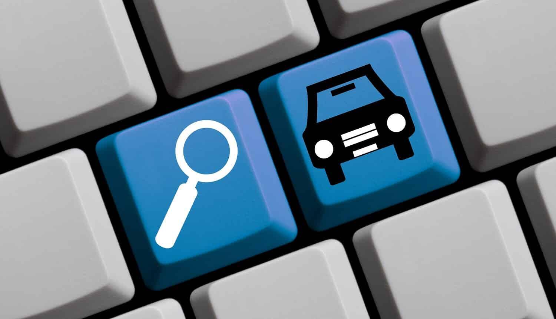 Przyciski samochodu i ubezpieczenia