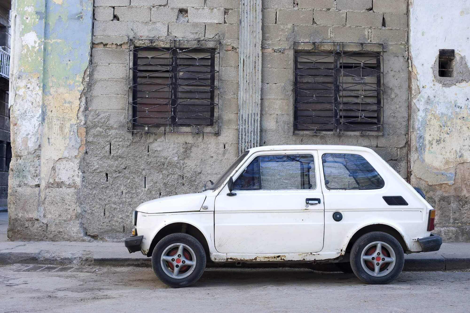 Ubezpieczenie AC starego samochodu